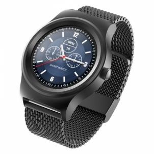 Išmanus laikrodis bWatch Alpha Black Išmanieji laikrodžiai ir apyrankės