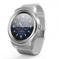 Išmanus laikrodis bWatch Alpha Silver Išmanieji laikrodžiai ir apyrankės