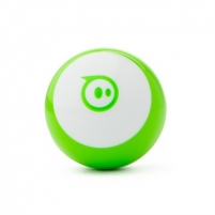 Išmanus žaislas Sphero Mini Robot Green Green/ white, No, Plastic Robotai žaislai