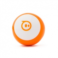 Išmanus žaislas Sphero Mini Robot Orange Orange/ white, No, Plastic