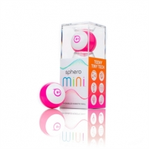 Išmanus žaislas Sphero Mini Robot Pink Pink/ white, No, Plastic Robots toys