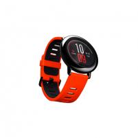 Išmanusis laikrodis Amazfit Smart Watch Pace Wi-Fi, Activity Tracker, Touchscreen, Bluetooth, Heart rate monitor, Red, GPS (satellite), Red, Waterproof, 50 m Išmanieji laikrodžiai ir apyrankės