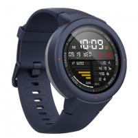 Išmanusis laikrodis Amazfit Smart Watch Verge Activity Tracker, Touchscreen, Bluetooth, Heart rate monitor, Blue, GPS (satellite), Blue, Išmanieji laikrodžiai ir apyrankės