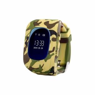 Išmanusis laikrodis ART Smart Watch with locater GPS - Military Išmanieji laikrodžiai ir apyrankės