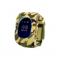 Išmanusis laikrodis ART Smart Watch with locater GPS - Military