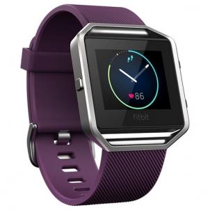 Išmanusis laikrodis Blaze Smart Fitness Watch plum/small
