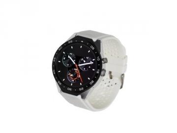 Išmanusis laikrodis Garett Expert, sidabriniai baltas