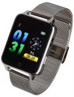 Išmanusis laikrodis Garett Sport 26 sidabrinis, plieninis