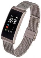 Išmanusis laikrodis Garett Woman Tina sidabrinis, plieninis