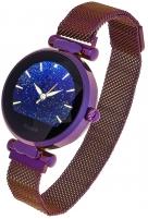 Išmanusis laikrodis Garett Women Lisa violetinis, plieninis Išmanieji laikrodžiai ir apyrankės