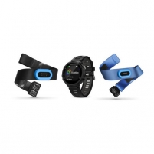 Išmanusis laikrodis Garmin Forerunner 735XT Triathlon (Black / Gray) Išmanieji laikrodžiai ir apyrankės
