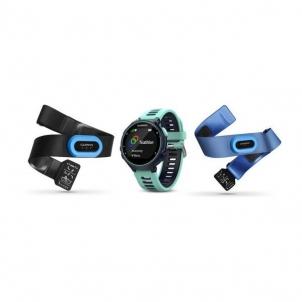 Išmanusis laikrodis Garmin Forerunner 735XT Triathlon (Midnight Blue / Frost Blue)