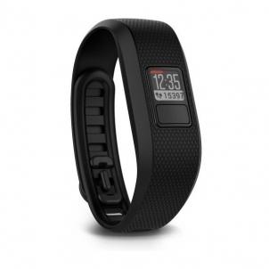 Išmanusis laikrodis Garmin Vivofit 3, Black (Large) Išmanieji laikrodžiai ir apyrankės