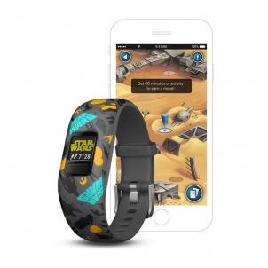 Išmanusis laikrodis Garmin Vivofit jr. 2 Star Wars (Resistance) Išmanieji laikrodžiai ir apyrankės