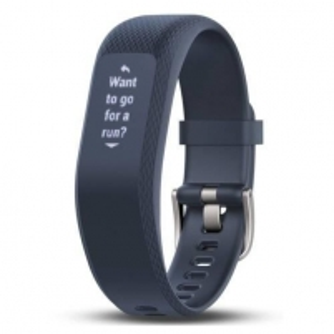 Išmanusis laikrodis Garmin Vivosmart 3, Mėlynas - (Strap Medium) Išmanieji laikrodžiai ir apyrankės