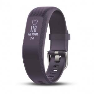 Išmanusis laikrodis Garmin Vivosmart 3, Violetinis - (Strap Medium)
