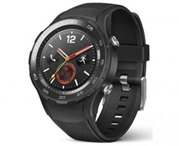 Išmanusis laikrodis Huawei Watch W2 Carbon Black