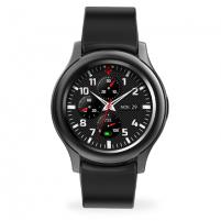 Išmanusis laikrodis MyKronoz Smartwatch Zeround 3 Black/ black, 350 mAh, Touchscreen, Bluetooth, Heart rate monitor, Waterproof, IP67 m Išmanieji laikrodžiai ir apyrankės