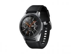 Išmanusis laikrodis Samsung R800 Galaxy Watch 46mm silver Išmanieji laikrodžiai ir apyrankės