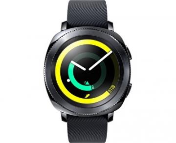 Išmanusis laikrodis Samsung Samsung Gear Sport R600 Black
