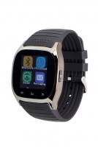 Išmanusis laikrodis Smartwatch , Zegarek Garett G10, czarny