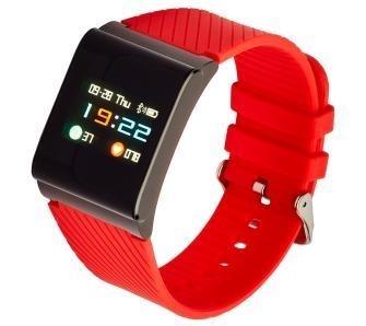 Išmanusis laikrodis Smartwatch , Zegarek Sportowy Garett Sport 11 Czerwony