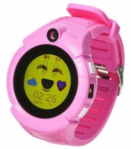 Išmanusis laikrodis Smartwatch, Garett Kids5 Pink Išmanieji laikrodžiai ir apyrankės