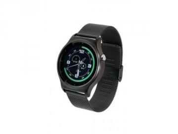 Išmanusis laikrodis Smartwatch, Zegarek Garett GT18, czarny