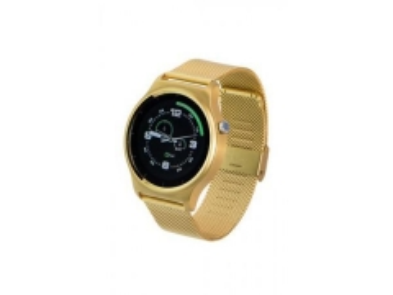 Išmanusis laikrodis Smartwatch, Zegarek Garett GT18, złoty Išmanieji laikrodžiai ir apyrankės