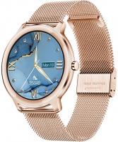 Išmanusis laikrodis Wotchi Smartwatch W18SR - Rose Gold Išmanieji laikrodžiai ir apyrankės