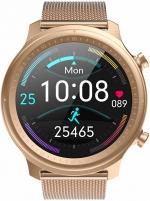 Išmanusis laikrodis Wotchi Smartwatch W27RG - Rose-Gold Stainless Steel Išmanieji laikrodžiai ir apyrankės