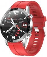 Išmanusis laikrodis Wotchi Smartwatch WT32RS - Red Silicone Išmanieji laikrodžiai ir apyrankės