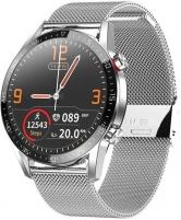 Išmanusis laikrodis Wotchi Smartwatch WT33SST - Silver Steel Išmanieji laikrodžiai ir apyrankės
