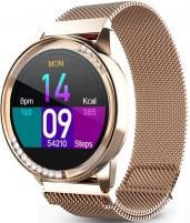 Išmanusis laikrodis Wotchi W61R Smartwatch - Rose Gold Išmanieji laikrodžiai ir apyrankės