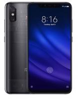 Išmanusis telefonas Xiaomi Mi8 Pro 128 Transparent Titanium BAL Mobilūs telefonai