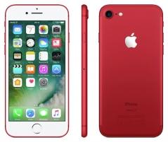 Išmanusis telefonas Apple iPhone 7 256GB (PRODUCT)RED Special Edition Refurbished Mobilūs telefonai