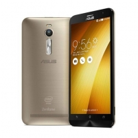 Smart phone Asus Zenfone 2 ZE551ML Dual 16GB gold USED (grade: B) Mobile phones