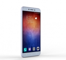 Smart phone Blaupunkt TX01 Dual lavender gray Mobile phones