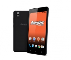 Išmanusis telefonas Energizer Energy S550VR Dual black Mobilūs telefonai