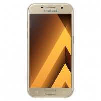 Smart phone Galaxy A3 (2017) Gold