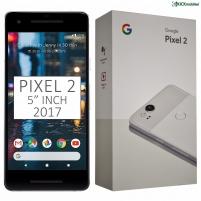 Išmanusis telefonas Google Pixel 2 128GB clearly white (G011A) Mobilūs telefonai