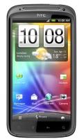 Išmanusis telefonas HTC Z710 Sensation black Naudotas (grade:C)