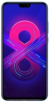 Išmanusis telefonas Huawei Honor 8X Dual 64GB blue (JSN-L21)