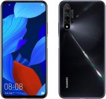 Mobilais telefons Huawei Nova 5T Dual 128GB black (YAL-L21) Mobilie tālruņi
