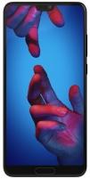 Išmanusis telefonas Huawei P20 128GB black (EML-L09)