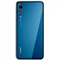"Išmanusis telefonas Huawei P20 Pro Blue, 6.1 "", AMOLED, 1080 x 2240, HiSilicon Kirin, 970, Internal RAM 6 GB, 128 GB, Dual SIM, Nano-SIM, 3G, 4G, Main camera Triple 40+20+8 MP, Secondary camera 24 MP, Android, 8.1, 4000 mAh Mobilūs telefonai"