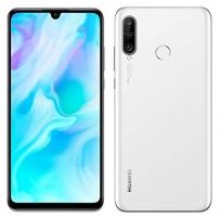 Išmanusis telefonas Huawei P30 Lite Dual 64GB pearl white (MAR-LX1M) Mobilūs telefonai
