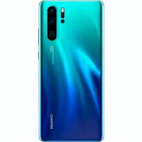 "Išmanusis telefonas Huawei P30 Pro Aurora Blue, 6.47 "", OLED, 1080 x 2340 pixels, Internal RAM 6 GB, 128 GB, microSD, Dual SIM, Nano-SIM, 3G, 4G, Main camera 40+20+8 MP, Secondary camera 32 MP, Android, 9.0, 4200 mAh"