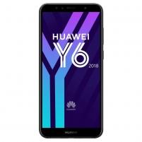 Išmanusis telefonas Huawei Y6 (2018) 16GB black (ATU-L11)