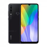 "Išmanusis telefonas Huawei Y6P Black, 6.3 "", IPS LCD, 720 x 1600 pixels, Mediatwk MT6762R, Helio P22, Internal RAM 3 GB, 64 GB, microSDXC, Dual SIM, Nano-SIM, 3G, 4G, Main camera 13+5+2 MP, Secondary camera 8 MP, Android, 10, 5000 mAh Mobilūs telefonai"